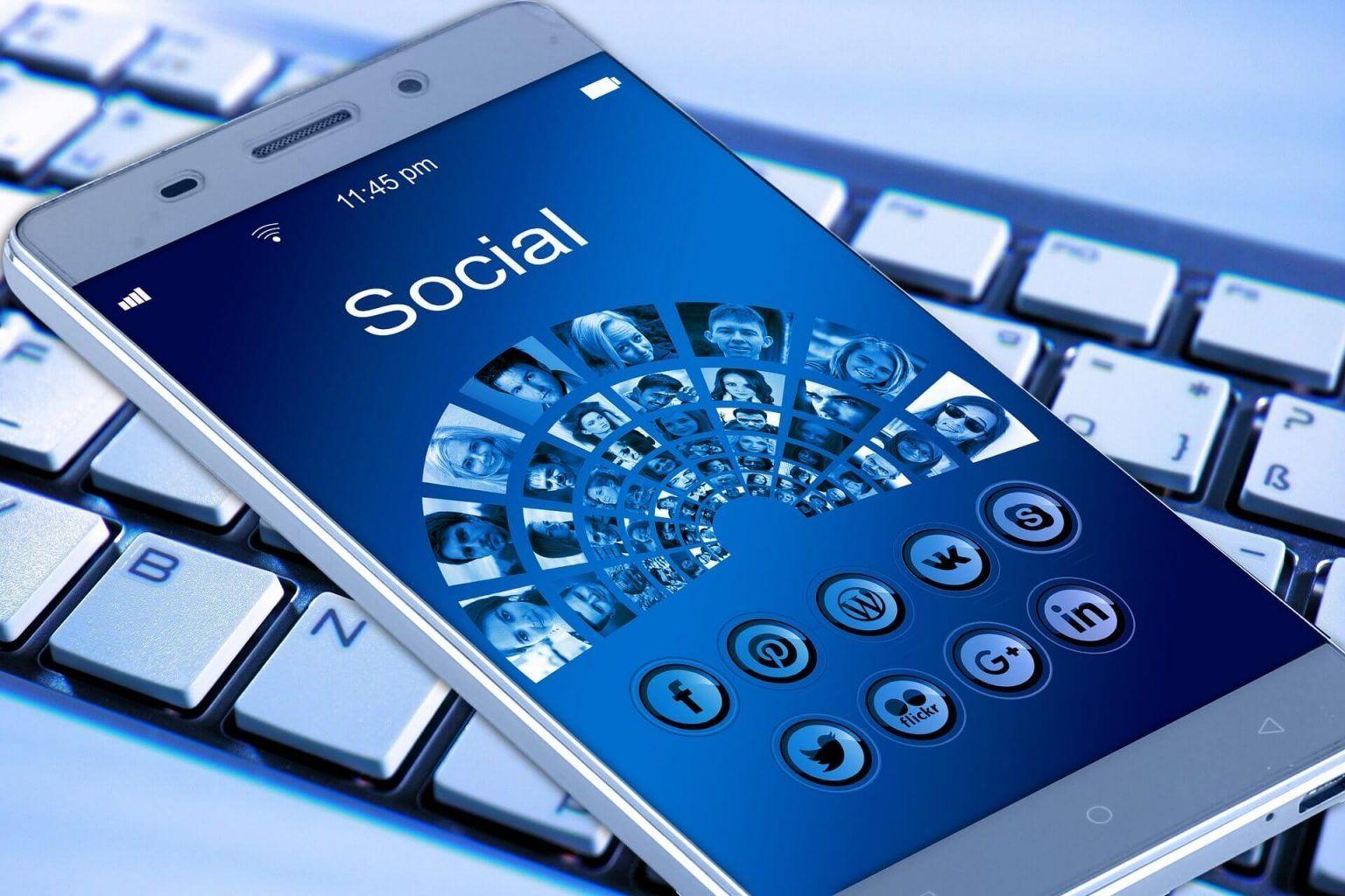 publicidad en redes sociales 2020